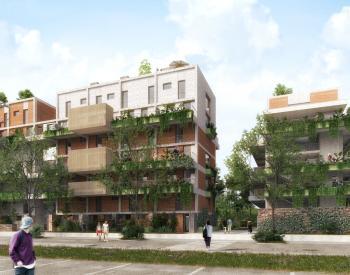 Appartements, terrasse, Greenlofts