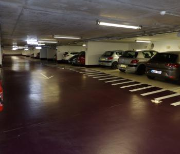 Parking Gare Centrale P1 - Mulhouse